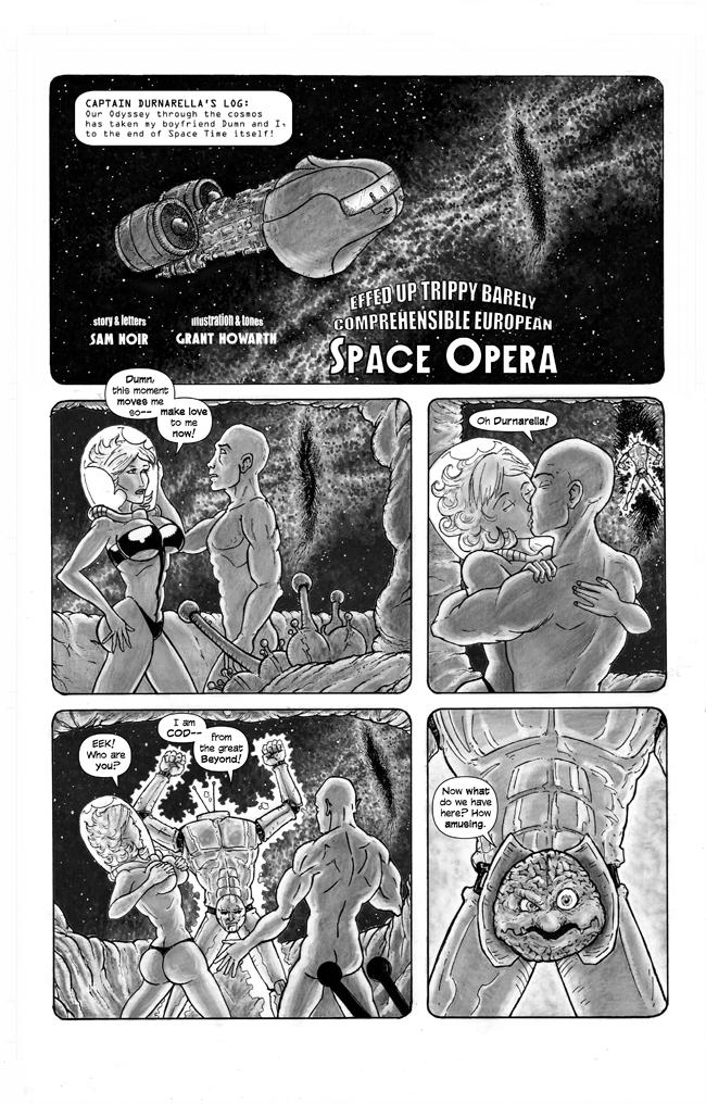 Space Opera!